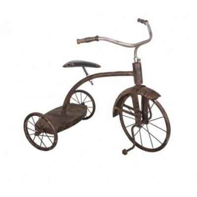 Tricycle decoratif vintage Antic Line -SEB16168