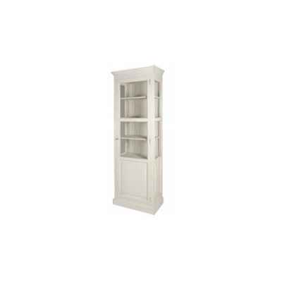 Vitrine 3 faces 1 portes Antic Line -CD120
