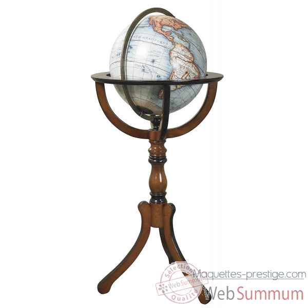 Globe de bibliotheque Decoration Marine AMF -GL047