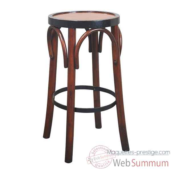 Tabouret de bar, miel Decoration Marine AMF -MF043A
