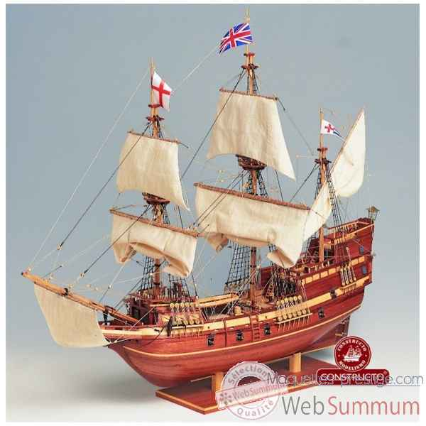 Mayflower 1:65 (s) Constructo -80819