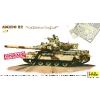 Maquette amx 30 b2 operation daguet   heller -81157
