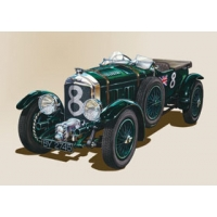 Maquette bentley 4,5 l blower heller -80722