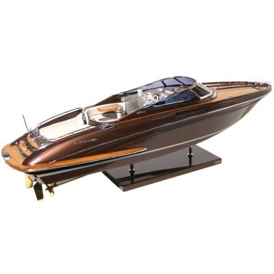 maquette bateau riva sur maquettes prestige. Black Bedroom Furniture Sets. Home Design Ideas