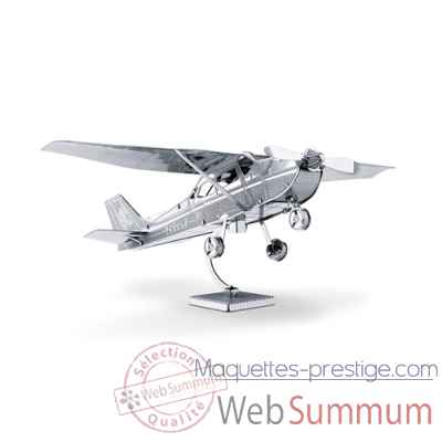 Maquette 3d en metal avion avion cessna skyhawk Metal Earth -5061045