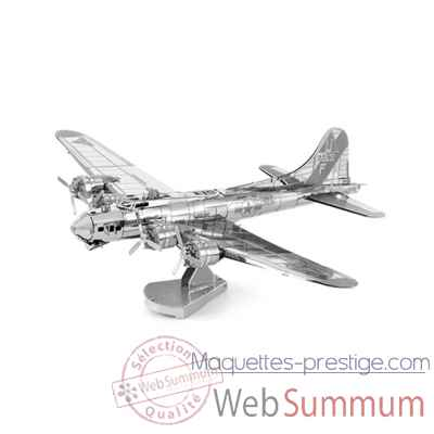 Maquette 3d en metal avion b-17 flying fortress (boeing) Metal Earth -5061091