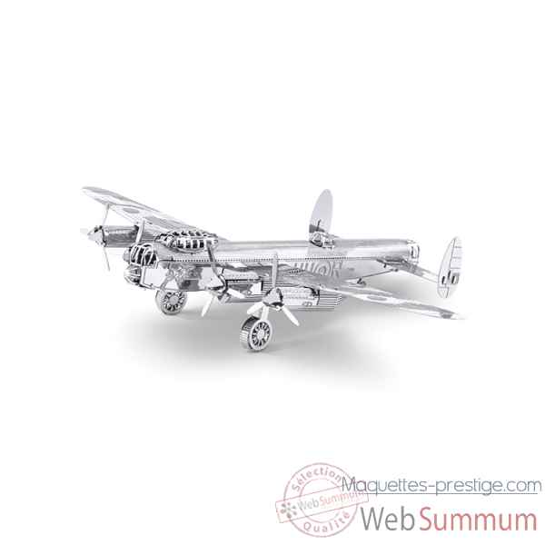 Maquette 3d en metal avion bombardier lancaster Metal Earth -5061067