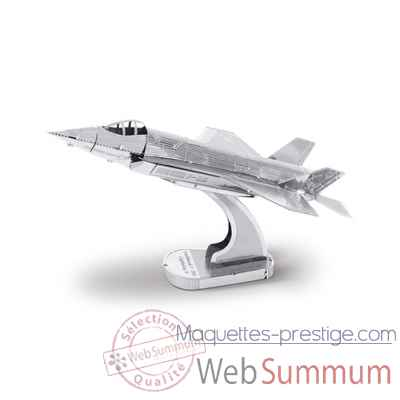 Maquette 3d en metal avion f-35a lightning ii (boeing) Metal Earth -5061065