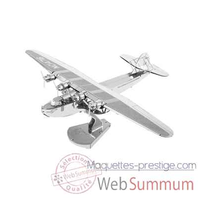 Maquette 3d en metal avion pan am china clipper Metal Earth -5061103