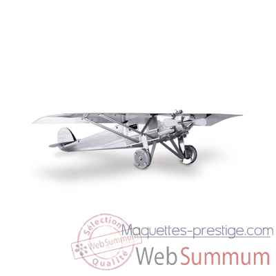 Maquette 3d en metal avion spirit of saint louis Metal Earth -5061043