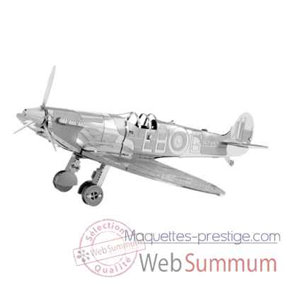 Maquette 3d en metal avion wwii supermarine spitfighter Metal Earth -5061110