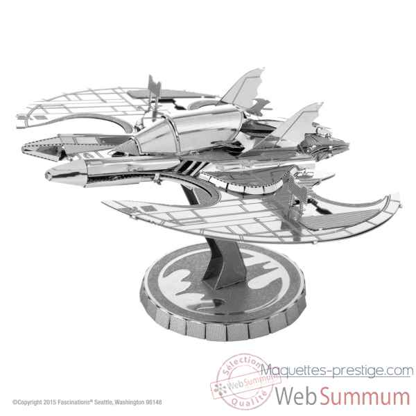 Maquette 3d en metal batman-99 batwing Metal Earth -5061373