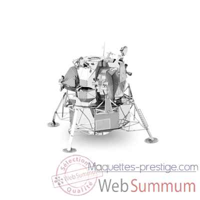 Maquette 3d en metal espace apollo lunar module Metal Earth -5061078