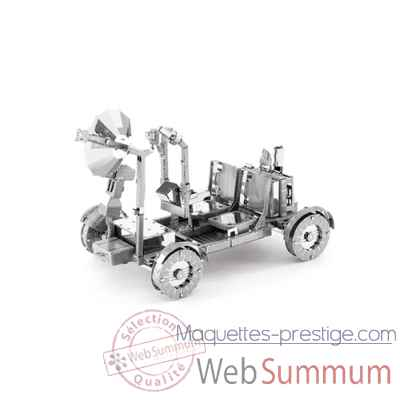 Maquette 3d en metal espace apollo rover lunaire Metal Earth -5061094