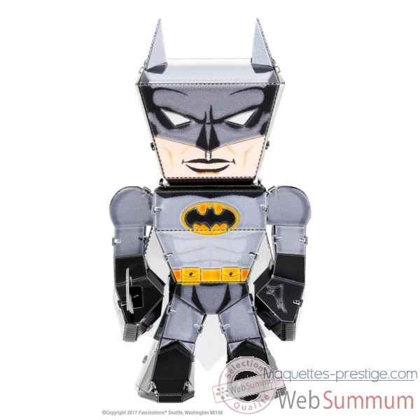 Maquette 3d en métal justice league-batman Metal Earth -5060021