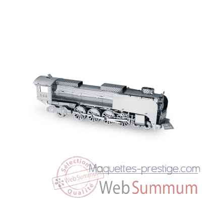 Maquette 3d en metal locomotive a vapeur Metal Earth -5061033