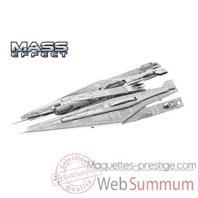 Maquette 3d en metal mass effect-alliance cruiser Metal Earth -5060313