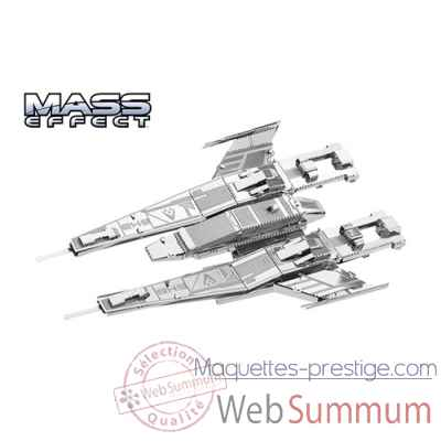 Maquette 3d en métal mass effect-alliance fighter Metal Earth -5060309