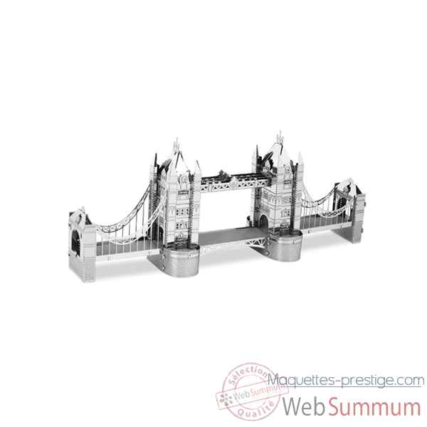 Maquette 3d en metal monument london tower bridge Metal Earth -5061022