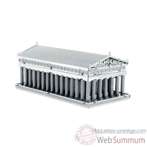 Maquette 3d en metal monument parthenon Metal Earth -5061059