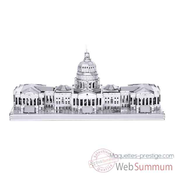Maquette 3d en metal monument us capitol Metal Earth -5061054