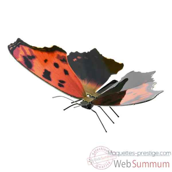 Maquette 3d en metal papillon eastern comma Metal Earth -5061127