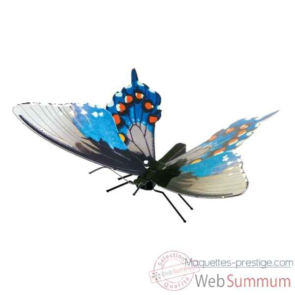 Maquette 3d en métal papillon pipevine swallowtail Metal Earth -5061128