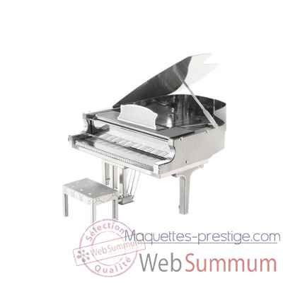 Maquette 3d en metal piano a queue Metal Earth -5061080
