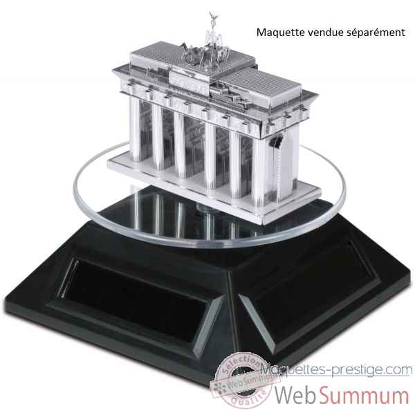 Maquette 3d en metal support spinner solaire Metal Earth -5061904