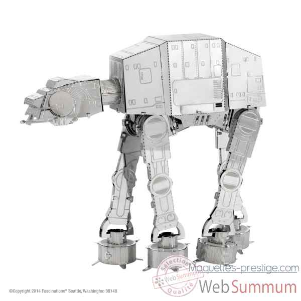 Maquette 3d en metal star wars at-at Metal Earth -5061252