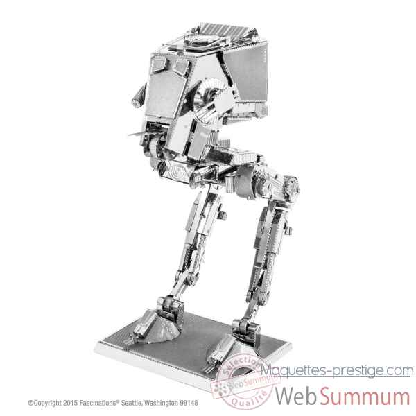 Maquette 3d en metal star wars at-st Metal Earth -5061261