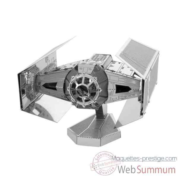 Maquette 3d en metal star wars darth vader\\\'s tie fighter Metal Earth -5061253