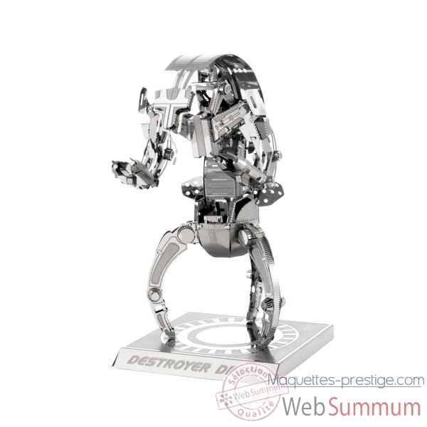 Maquette 3d en metal star wars destroyer droid Metal Earth -5061255