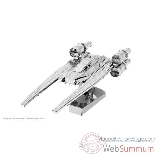 Maquette 3d en metal star wars (rogue one) u-wing fighter Metal Earth -5061272