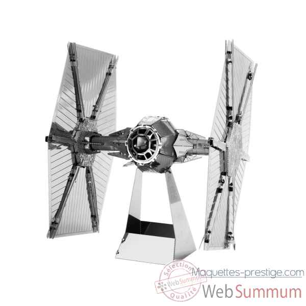 Maquette 3d en metal star wars tie fighter Metal Earth -5061256