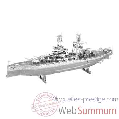 Maquette 3d en metal uss arizona 4 Metal Earth -5061097