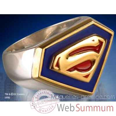 Anneau - superman returns™ Noble Collection -NN4002