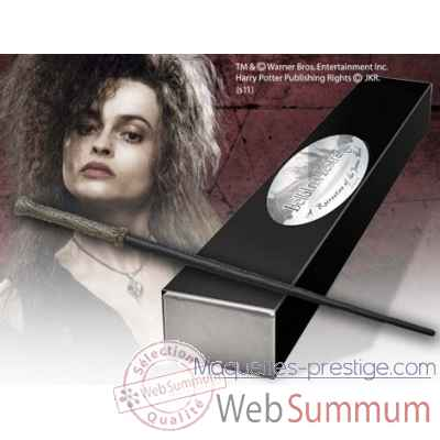 Baguette de bellatrix lestrange Noble Collection -NN8272
