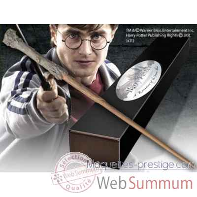 Baguette de harry potter Noble Collection -NN8415