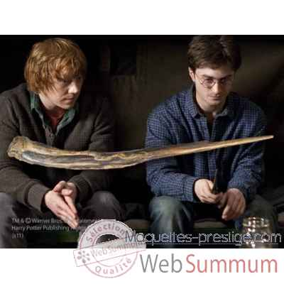 Baguette de harry potter prise au rafleur Noble Collection -NN8200