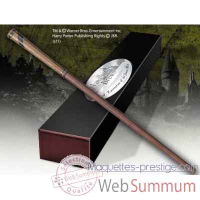 Baguette de lavande brown Noble Collection -NN8252