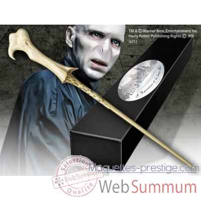 Baguette de lord voldemort Noble Collection -NN8403