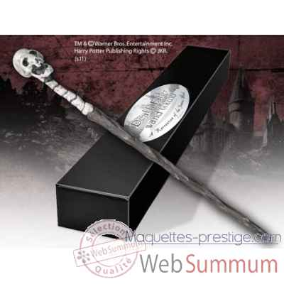 Baguette de mangemort (crane) -Harry Potter Collection -NN8221