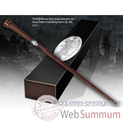 Baguette de rufus scrimgeour Noble Collection -NN8242
