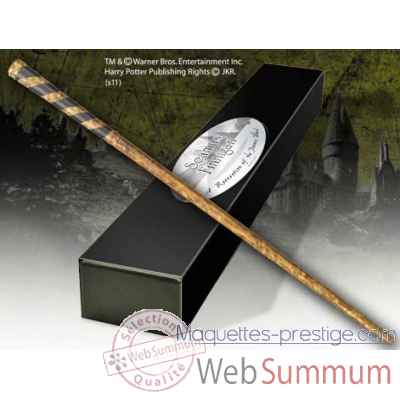 Baguette de seamus finnigan Noble Collection -NN8276