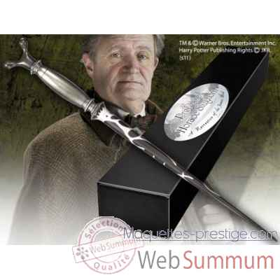 Baguette du professeur horace slughorn Noble Collection -NN8294
