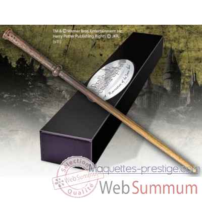 Baguette du professeur pomona chourave -Harry Potter Collection -NN8256