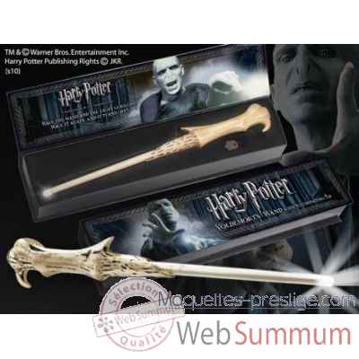 Baguette lumineuse - lord voldemort Noble Collection -NN7460