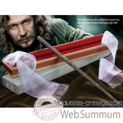 Baguette - sirius black Noble Collection -NN7081