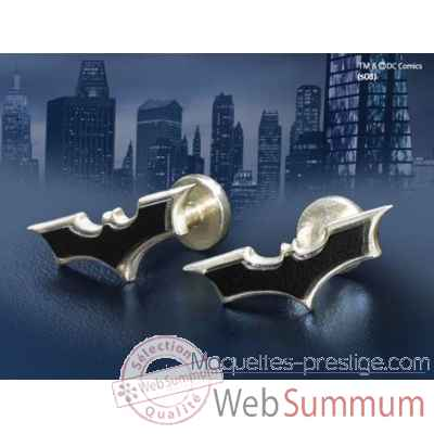 Batman - boutons de manchette Noble Collection -NN4381